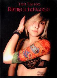 Dietro il tatuaggio libro Tommaso Buglioni