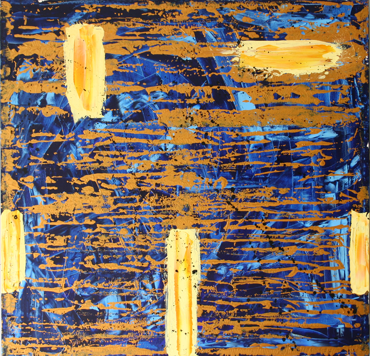 Sto cercando legalita' tra le quattro mura sopra il blu'. Non esiste ragione, oltre le mura. Immerso nel liquido ragiono sicuro, protetto nel muto rifiuto.