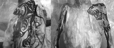 Mummia di Pazyryk