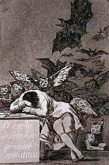 Stampa, Il sonno della Ragione genera mostri