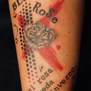 Trashpolka, ogni rosa è preda dell'inverno