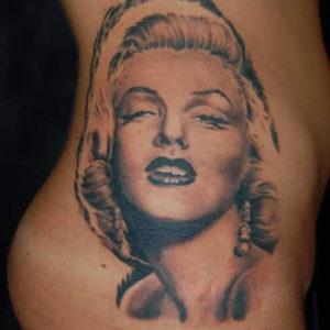 Ritratto di Marilyn Monroe